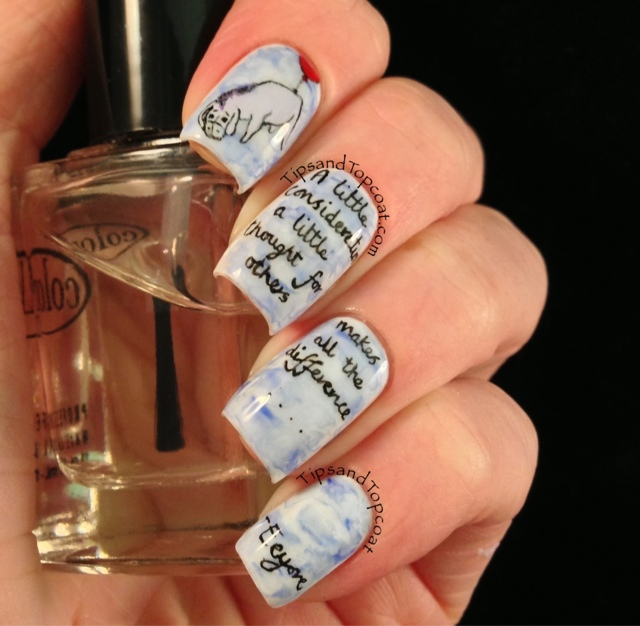 Category Nail Art Pooh Misquoted